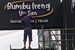 huruf-timbul-purwokerto-jakarta-bumbu-ireng