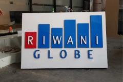 papan-nama-riwani-globe