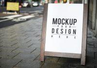 buat papan nama toko